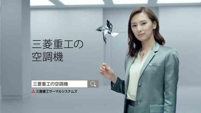 """北川景子がクールな""""空調鑑定士""""に"""