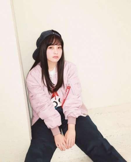 【画像】ピンクコーディネート