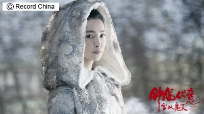 中国「最も美しい妖怪」ランキング1位はリー・ビンビン。ビビアン・スーは3位! - シネフィル - 映画好きによる映画好きのためのWebマガジン