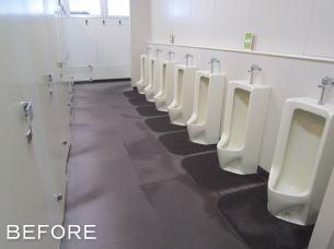 和式トイレ座りができない人!