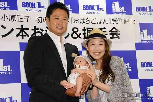クワバタオハラ小原正子、幸せいっぱいの家族写真を公開 長男の成長ぶりに涙も