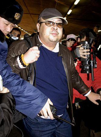 北朝鮮旅券の男逮捕=正男氏暗殺、主犯格の可能性-数カ月前から準備・マレーシア紙:時事ドットコム