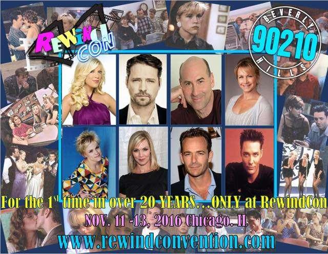 ビバヒルメンバーがシカゴに集結! : 90210 News 新ビバリーヒルズ青春白書