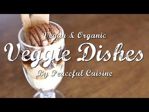乳製品を使わない濃厚エスプレッソアイスのつくり方: How to Make Vegan Espresso Ice Cream | Veggie Dishes by Peaceful Cuisine - YouTube