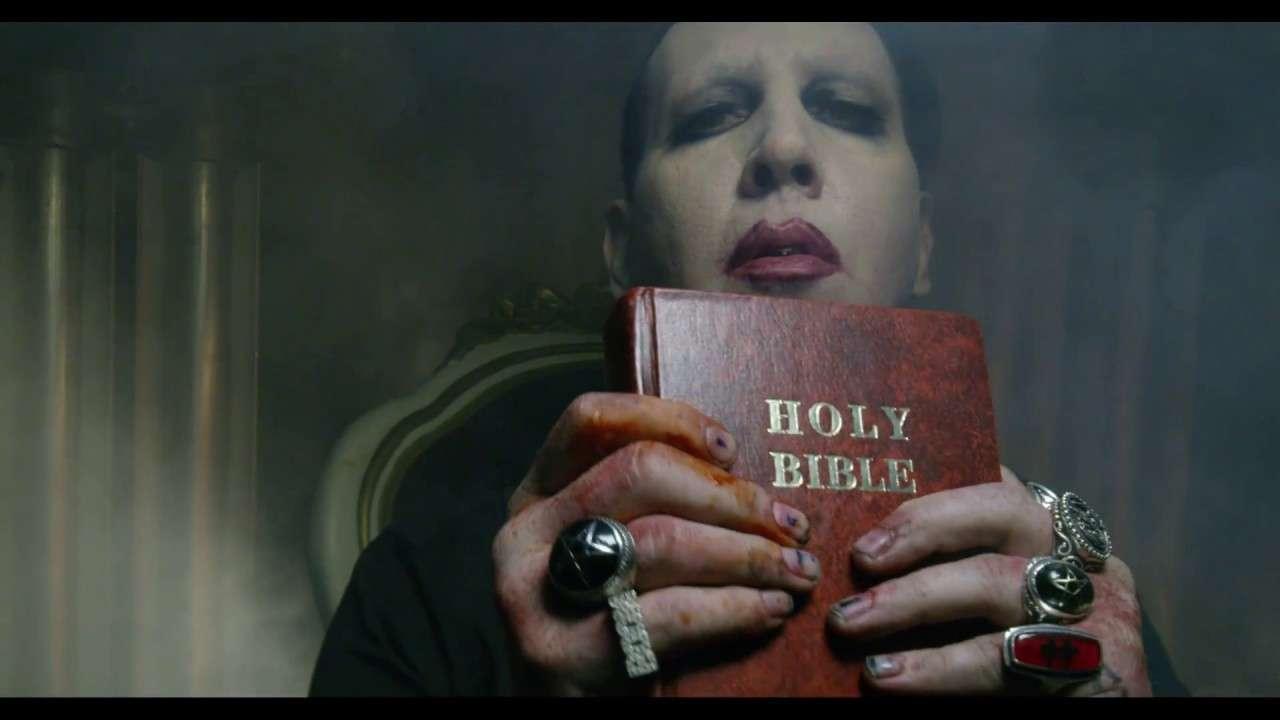 Marilyn Manson - SAY10 (Music Video Teaser) - YouTube