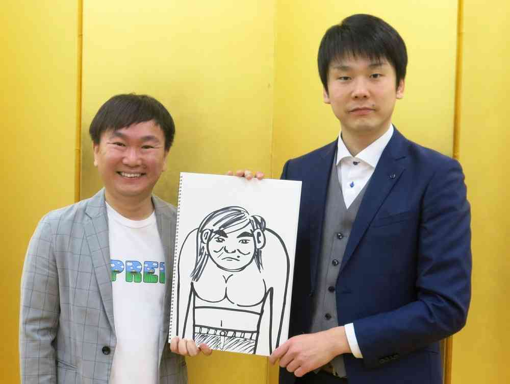 「かまいたち」山内健司が結婚 インスタ「いいね!」が縁