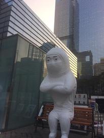 痛いニュース(ノ∀`) : 【韓国】サムスン電子社屋の横に抗議の「半導体少女像」設置 サムスン「お願いだからやめて」 - ライブドアブログ