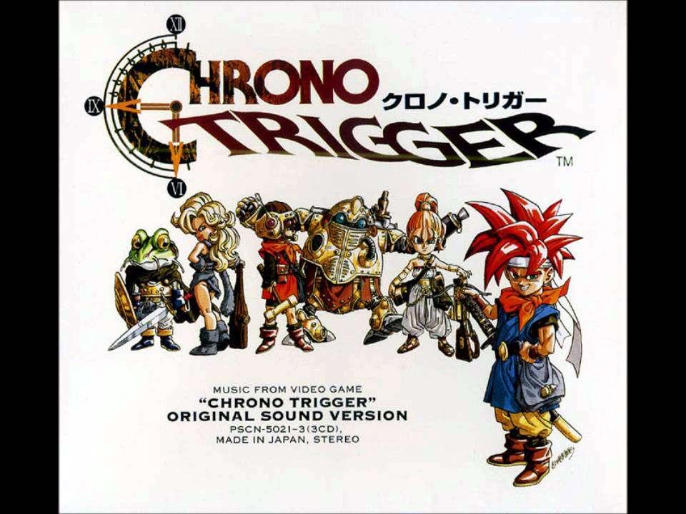 Full Chrono Trigger OSV - YouTube