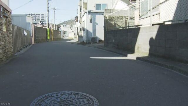 自転車でひき逃げ 4歳児大けが 少年を書類送検   NHKニュース