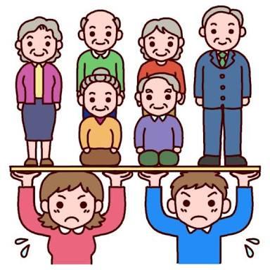 高齢化社会にどう対応していくべきだと思いますか?