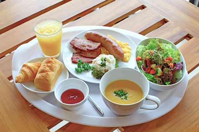 理想の朝食