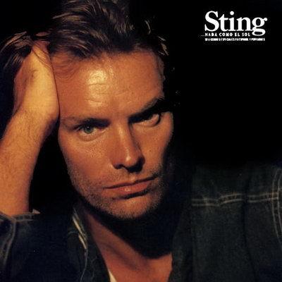 イギリスのロック歌手、STINGが好きな人!