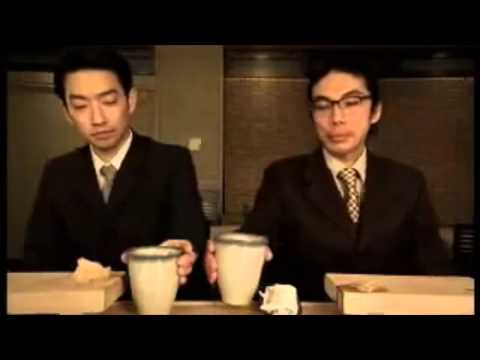 ラーメンズ 世界の誤解を招くコント「寿司」 - YouTube