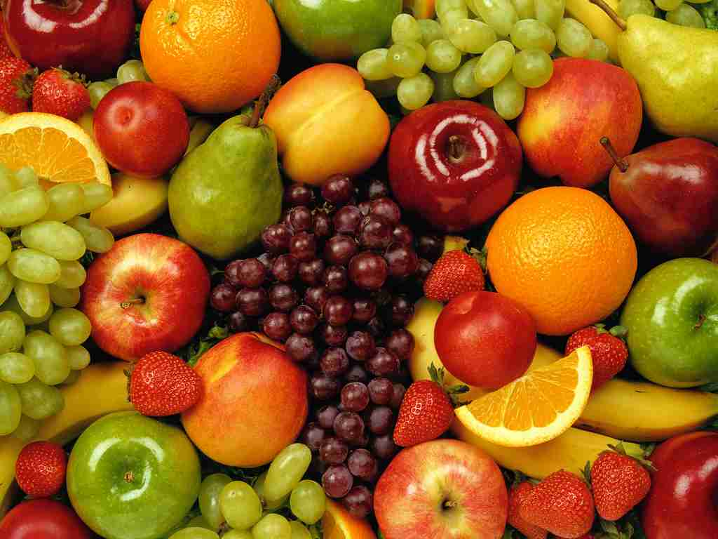1日のフルーツ摂取量は?