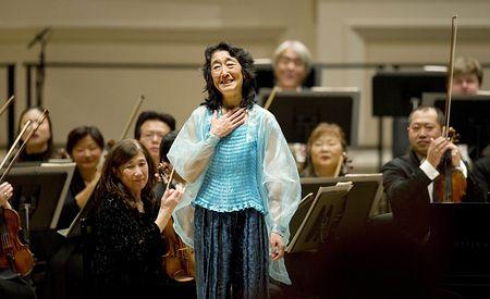 内田光子さんにグラミー賞=世界的ピアニスト、2度目の栄誉