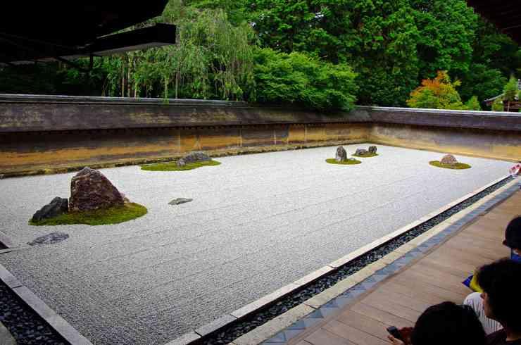 日本庭園の画像で心を穏やかにするトピ。