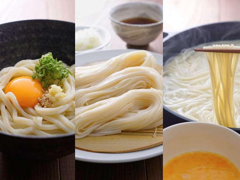 日本の三大うどんは「讃岐」「稲庭」、あとひとつご存知ですか?