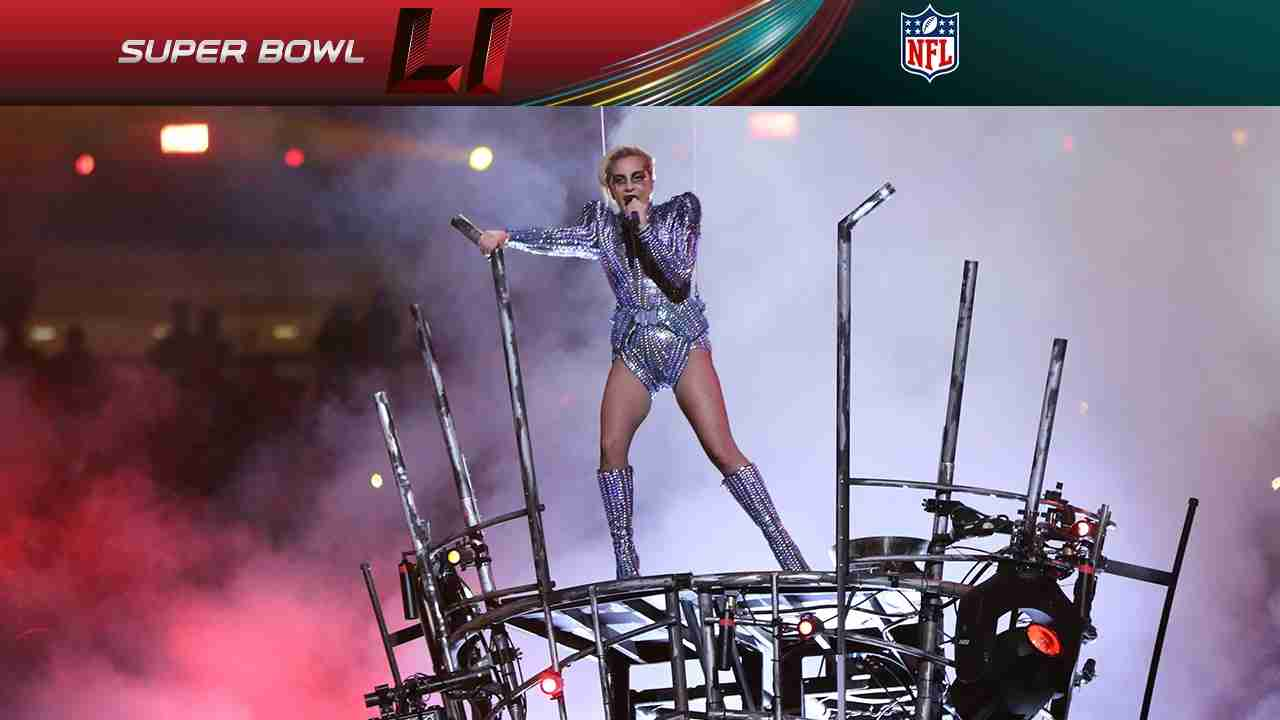Lady Gaga's FULL Pepsi Zero Sugar Super Bowl LI Halftime Show | NFL - YouTube