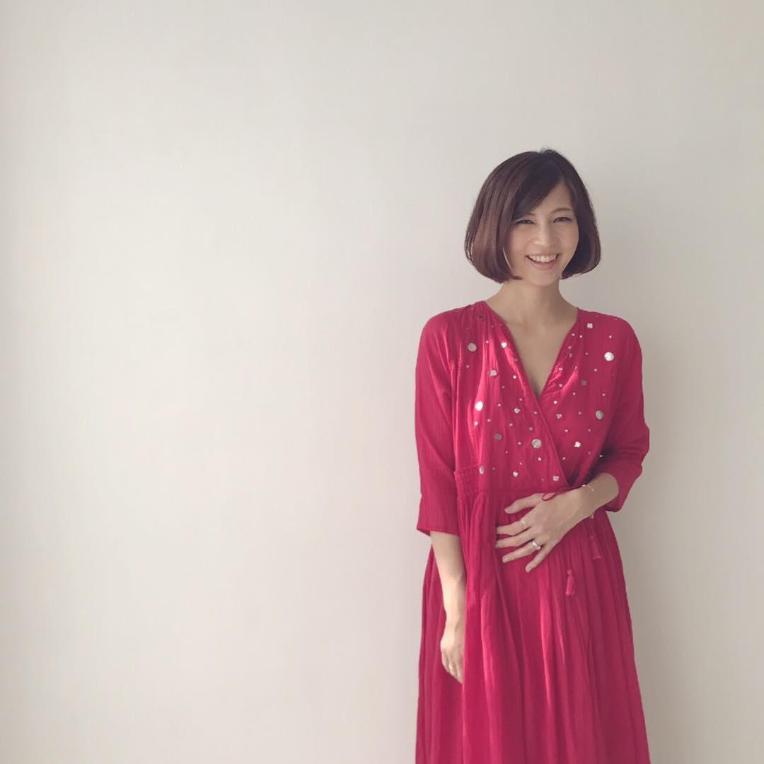 安田美沙子 妊娠7か月のお腹公開、性別予想は見方二分