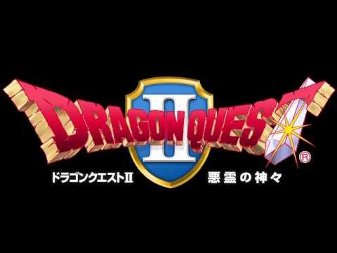 ドラゴンクエストⅡ 戦い~死を賭して - YouTube