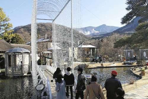 箱根ガラスの森美術館、無休やめます…理由は? : 経済 : 読売新聞(YOMIURI ONLINE)