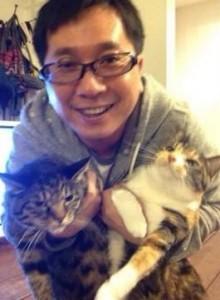 田中裕二 再婚以来運気上がりっぱなし!老猫問題も解決