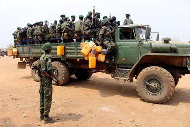 南スーダン、民兵に報酬として「女性のレイプ」許す 国連報告書 写真1枚 国際ニュース:AFPBB News