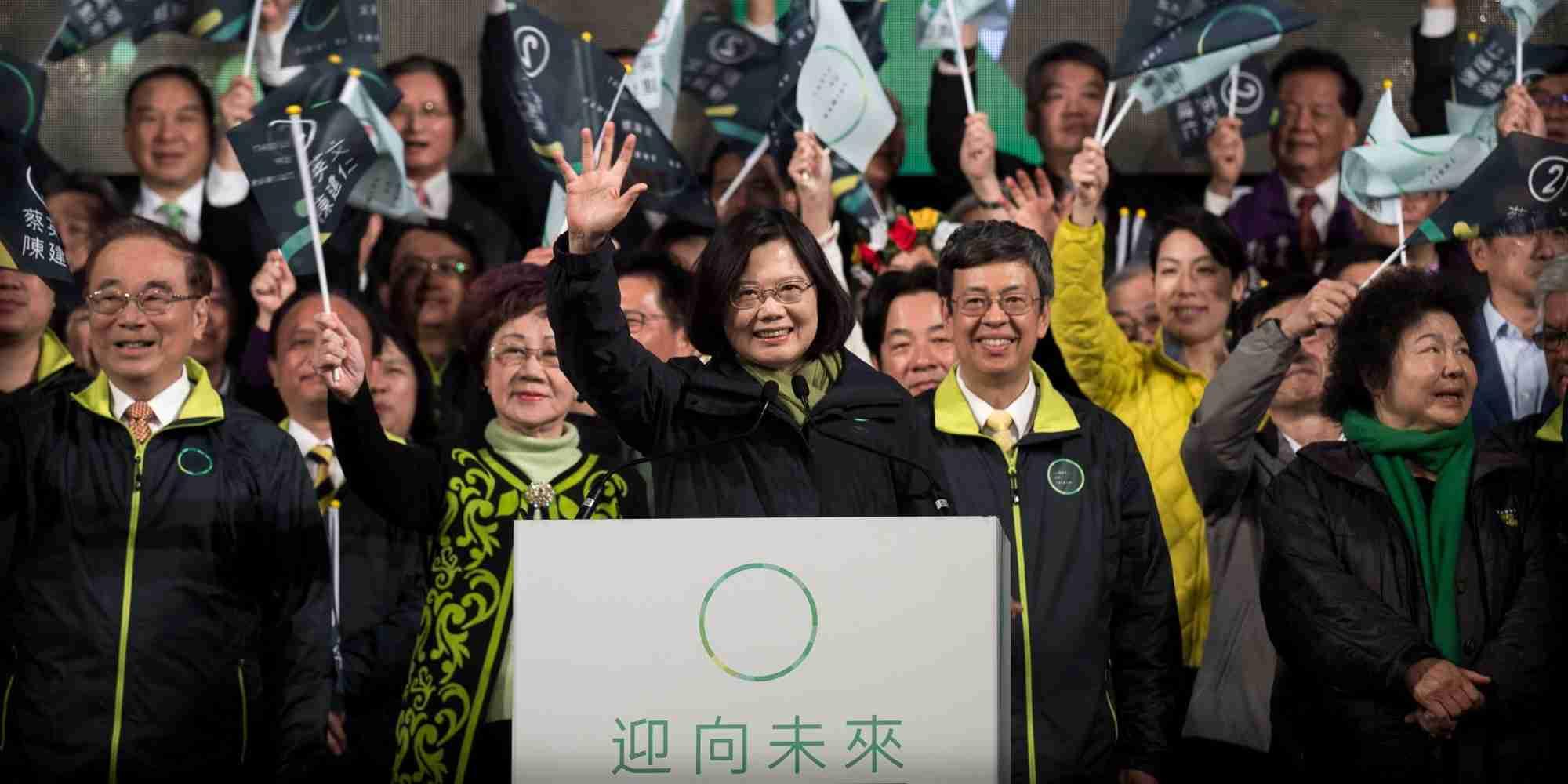 「尖閣諸島は台湾領」と次期総統の蔡英文氏【台湾総統選】