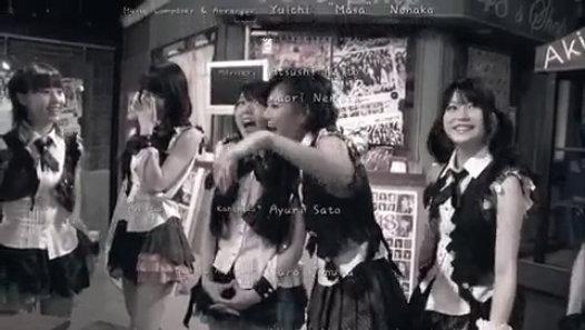 AKB48 少女たちよ - Dailymotion動画