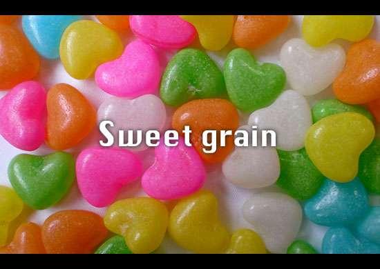 ジェリービーンズ : シルキーのお菓子ブログ