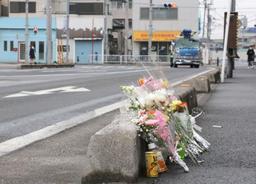 トラック運転の男 「スマホで地図見ていて信号に気付かなかった」…埼玉母子死傷