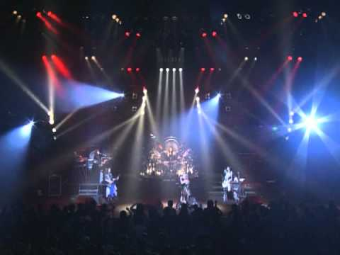 SHOW-YA - 私は嵐 (DVD「大復活祭」より) - YouTube