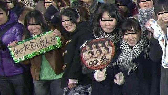嵐「日本GD大賞」史上初 5度目の売上日本一 SMAPがアルバム部門受賞
