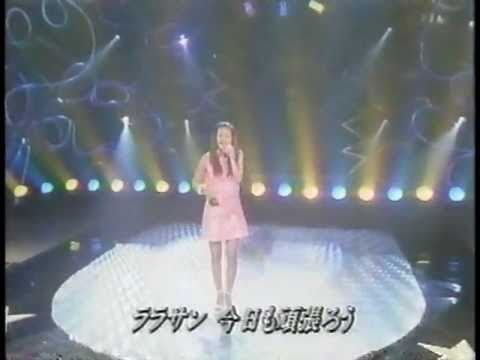 Namie Amuro - La La Sunshine (Chisato Moritaka cover) - YouTube