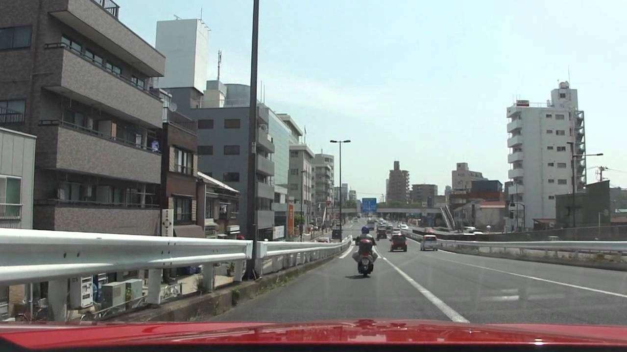 煽り運転のアウディが小松川警察に捕まった瞬間。 - YouTube