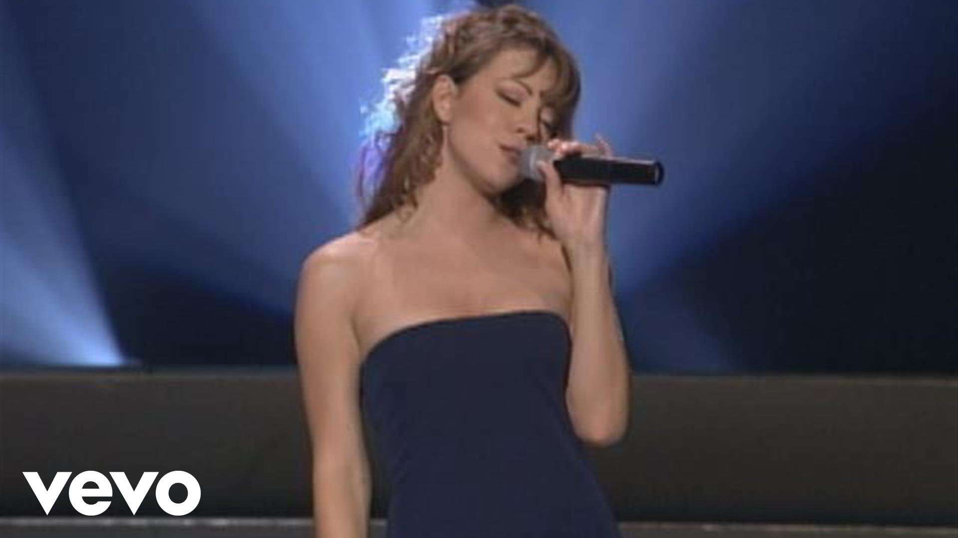 Mariah Carey - Vision Of Love (from Fantasy: Live at Madison Square Garden) - YouTube