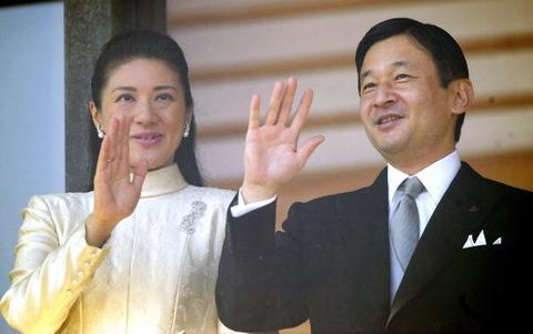 雅子さま、皇太子さまの北海道訪問同行せず 医師団判断