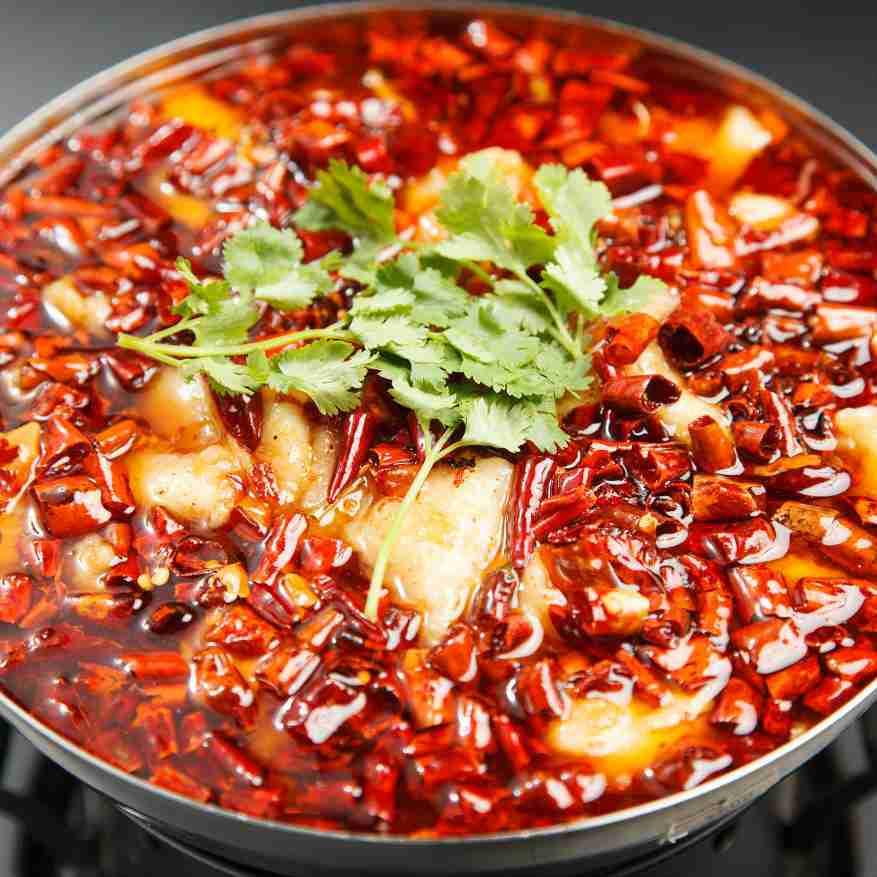美味しそうな中華料理を眺めよう。