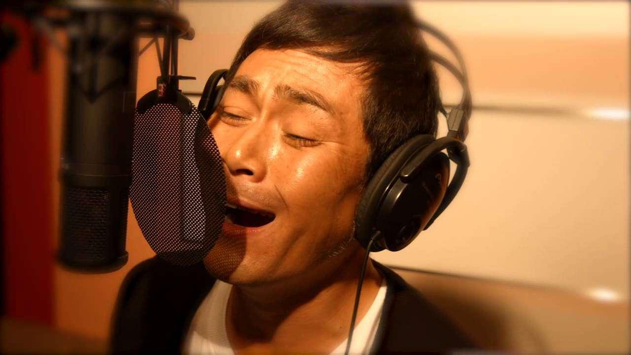 ココリコ遠藤章造のクセがありすぎる『I love you 』尾崎豊 - YouTube