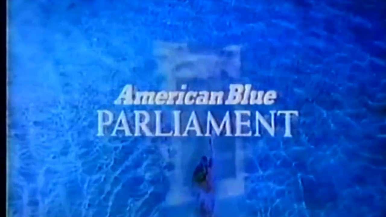 フィリップ・モリス パーラメント CM 1989年 1 - YouTube