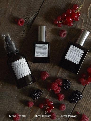 AUX PARADIS [オゥパラディ] / ウィンター ベリー オードパルファム Eau de parfum 10 Winter berry