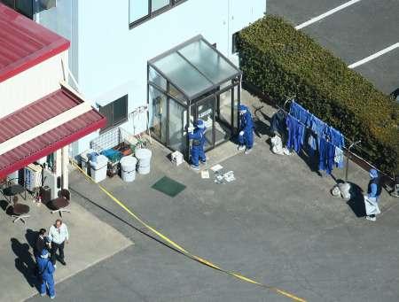 <事件>同僚に発砲、1人死亡…容疑者は自殺か 茨城・神栖 (毎日新聞) - Yahoo!ニュース