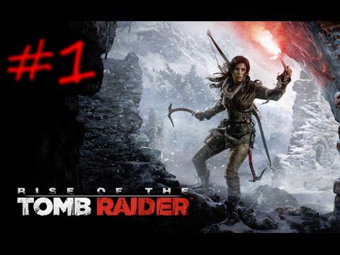 ライズオブトゥームレイダー Part 1 [日本語]/Rise of the Tomb Raider - YouTube