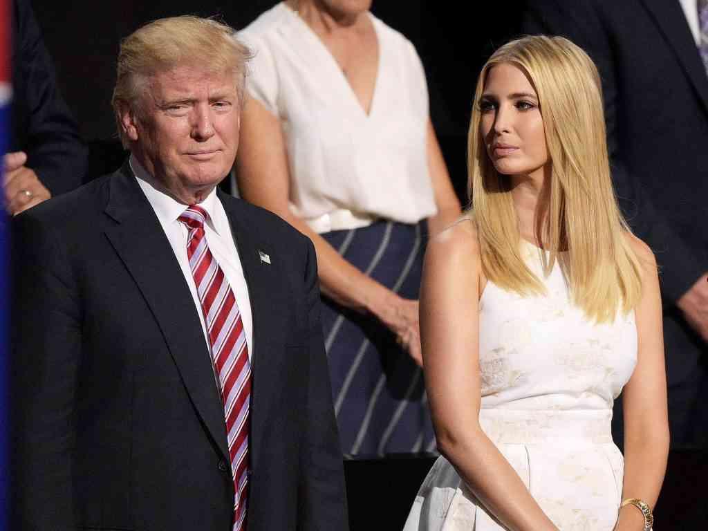 トランプ大統領が娘をかばい批判した大手百貨店の売り上げが2日間で約130億円増 | Front Row