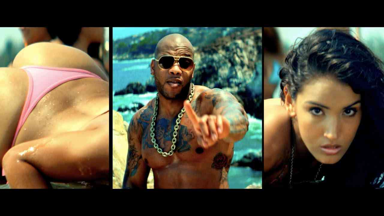 Flo Rida - Whistle [Official Video] - YouTube