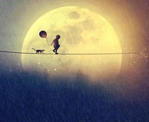 誰かに「月が綺麗ですね」と送ってみるトピ part4