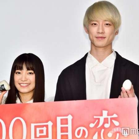 """miwa&坂口健太郎""""大好物""""100個プレゼントに興奮「愛を感じます」 - モデルプレス"""