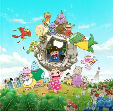 あの「がんこちゃん」がアニメ化 12月先行放送、来年1月より本格スタート