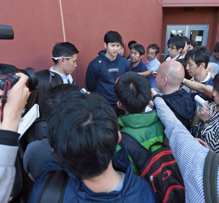 NPB事務局長、大谷案件「行き違いあるのは確か」(日刊スポーツ) - Yahoo!ニュース