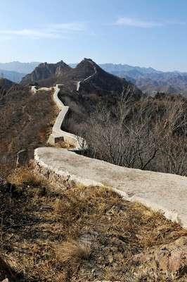 これ本当に万里の長城?見るも無惨な姿に―中国